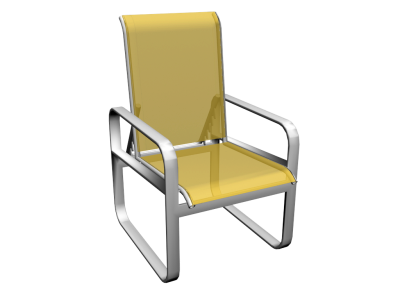 Woodard Chair Slings - 2 Piece